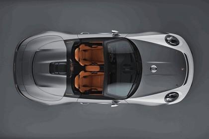 2018 Porsche 911 ( 991 type II ) Speedster concept 6