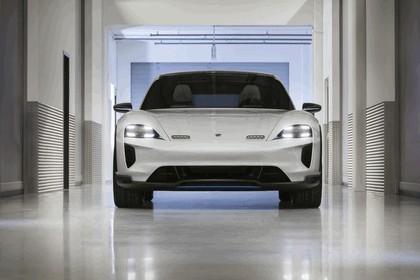 2018 Porsche Mission E Cross Turismo concept 1
