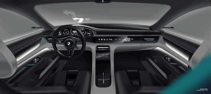 2018 Porsche Mission E Cross Turismo concept 15