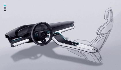 2018 Porsche Mission E Cross Turismo concept 27