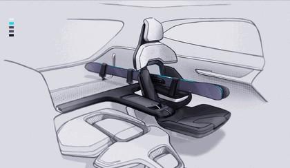 2018 Porsche Mission E Cross Turismo concept 28