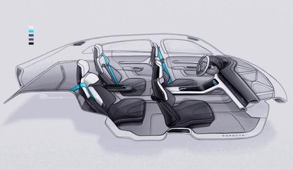 2018 Porsche Mission E Cross Turismo concept 29