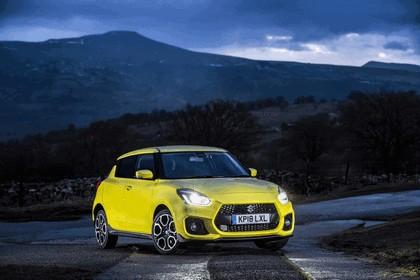 2018 Suzuki Swift sport - UK version 1