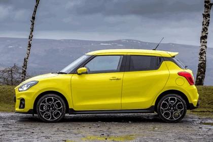 2018 Suzuki Swift sport - UK version 11