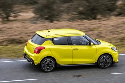 2018 Suzuki Swift sport - UK version 16