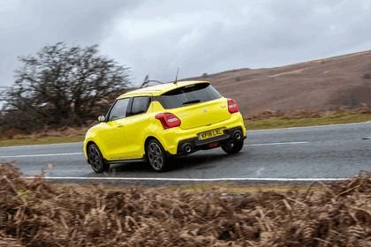2018 Suzuki Swift sport - UK version 21
