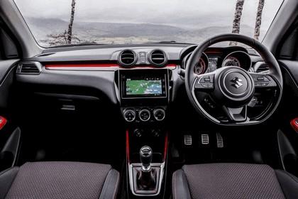 2018 Suzuki Swift sport - UK version 28