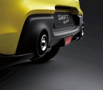 2018 Suzuki Swift sport - UK version 42