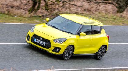 2018 Suzuki Swift sport - UK version 4