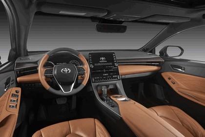 2018 Toyota Avalon Limited Hybrid 13