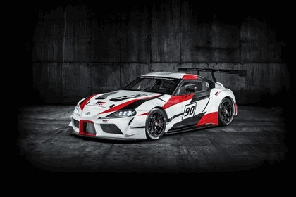 2018 Toyota GR Supra racing concept 10