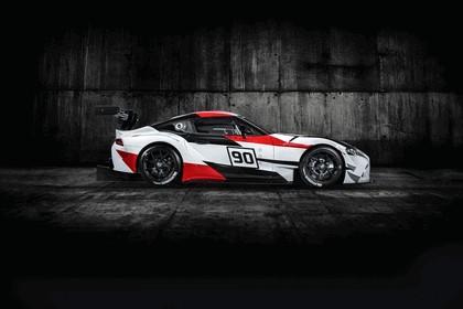 2018 Toyota GR Supra racing concept 11