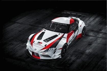 2018 Toyota GR Supra racing concept 14