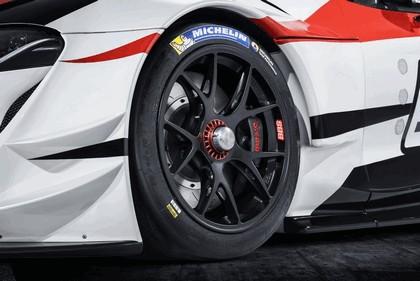 2018 Toyota GR Supra racing concept 16