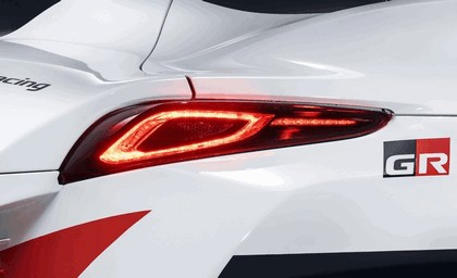 2018 Toyota GR Supra racing concept 26