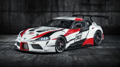 2018 Toyota GR Supra racing concept 4