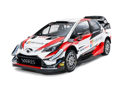 2018 Toyota Yaris WRC 1