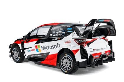 2018 Toyota Yaris WRC 5