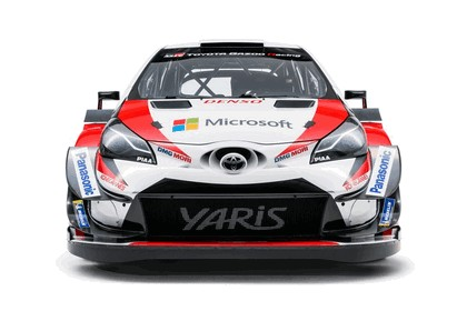2018 Toyota Yaris WRC 7