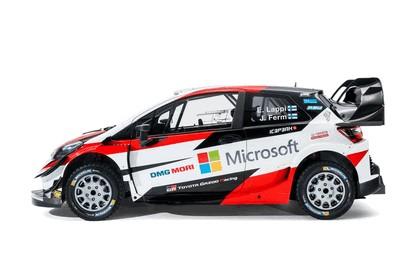 2018 Toyota Yaris WRC 10