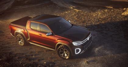 2018 Volkswagen Atlas Tanoak concept 4