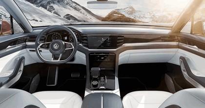 2018 Volkswagen Atlas Cross Sport concept 7