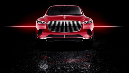 2018 Mercedes-Maybach Ultimate Luxury Vision 4