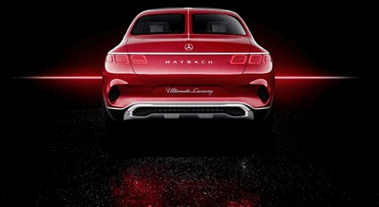 2018 Mercedes-Maybach Ultimate Luxury Vision 6