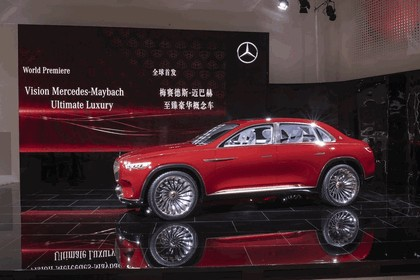 2018 Mercedes-Maybach Ultimate Luxury Vision 15