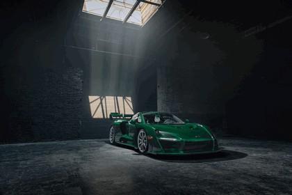 2018 McLaren Senna - emerald green 1