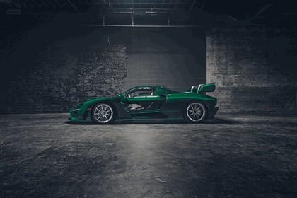 2018 McLaren Senna - emerald green 2