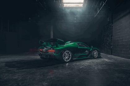 2018 McLaren Senna - emerald green 3