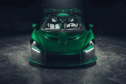 2018 McLaren Senna - emerald green 4