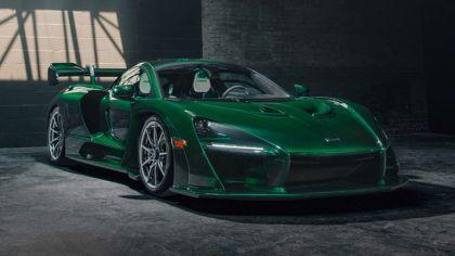 2018 McLaren Senna - emerald green 5