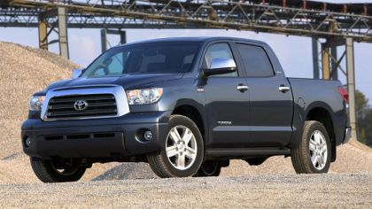 2007 Toyota Tundra CrewMax i-Force 5.7 V8 Limited 4