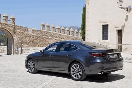 2018 Mazda 6 sedan 3