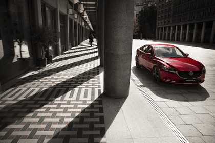 2018 Mazda 6 sedan 84