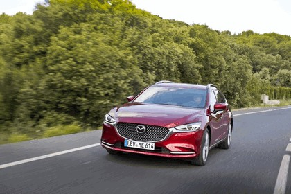 2018 Mazda 6 wagon 33
