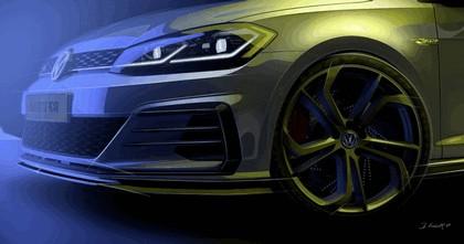 2018 Volkswagen Golf ( VII ) GTI TCR concept 2