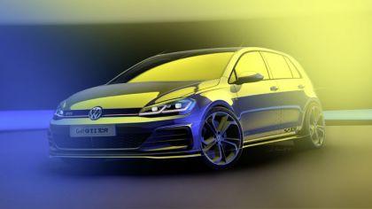 2018 Volkswagen Golf ( VII ) GTI TCR concept 9