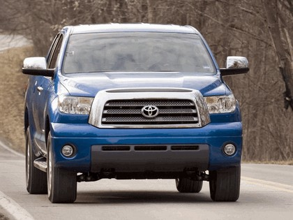 2007 Toyota Tundra Limited 4X4 8