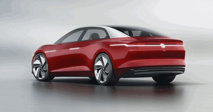 2018 Volkswagen I.D. Vizzion concept 3