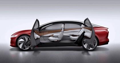2018 Volkswagen I.D. Vizzion concept 4