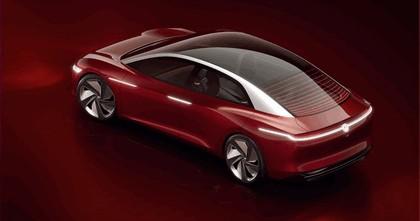 2018 Volkswagen I.D. Vizzion concept 6