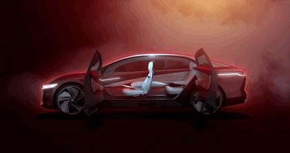 2018 Volkswagen I.D. Vizzion concept 7