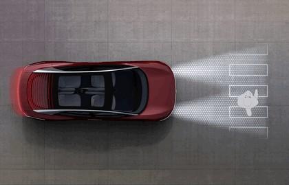 2018 Volkswagen I.D. Vizzion concept 12