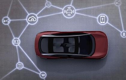2018 Volkswagen I.D. Vizzion concept 13