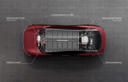 2018 Volkswagen I.D. Vizzion concept 14