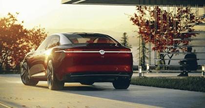 2018 Volkswagen I.D. Vizzion concept 17