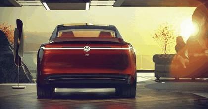 2018 Volkswagen I.D. Vizzion concept 18